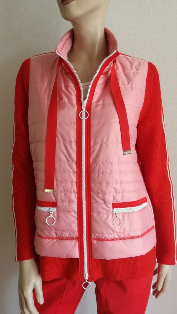 "Faber Woman Strick Jacke ""Red Sea"""